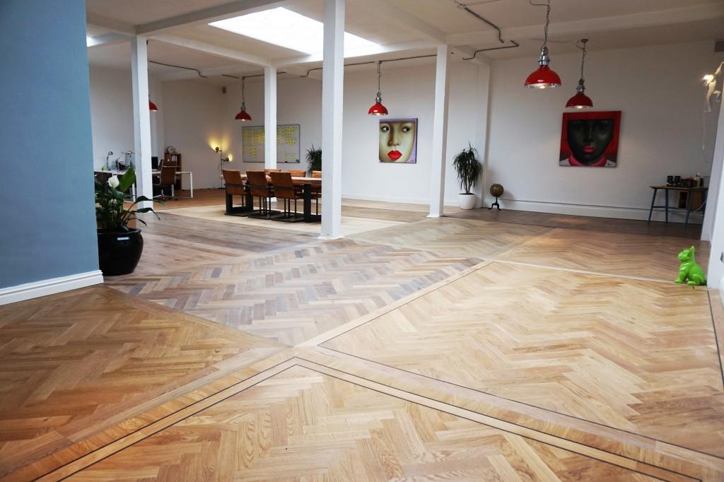 showroom visgraat Amsterdam