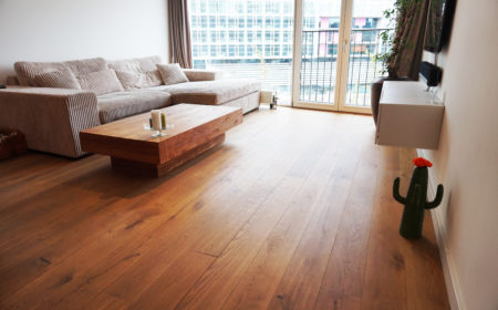 bastel parket planken vloer Amsterdam Noord Holland