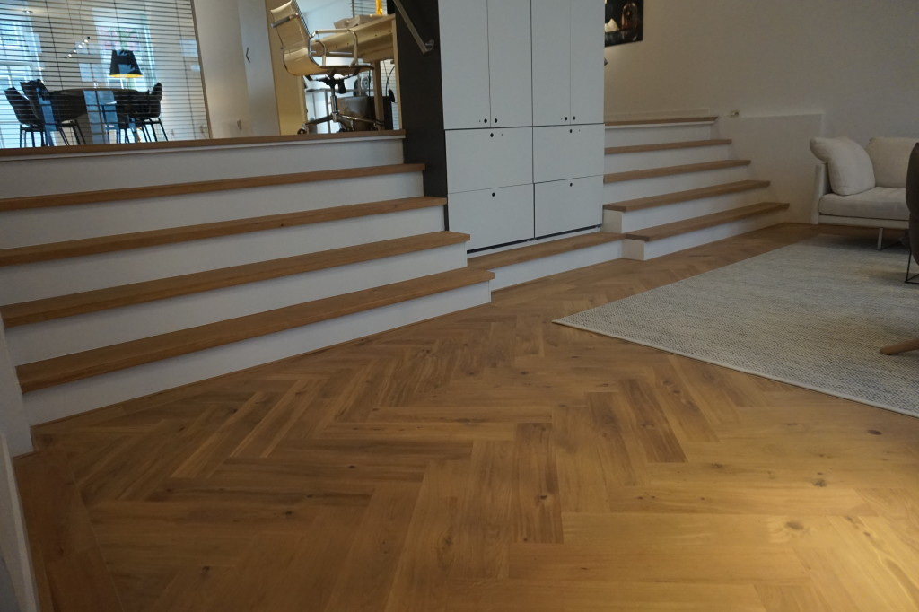 houten trapdelen