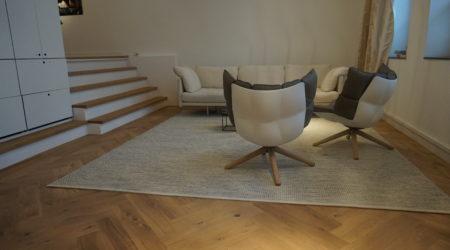 Visgraat parket houten vloeren Amsterdam