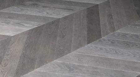 Hongaarse houten vloer