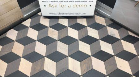 qube floor demo