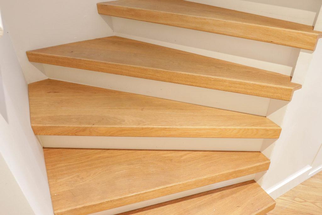 gerookte traptreden